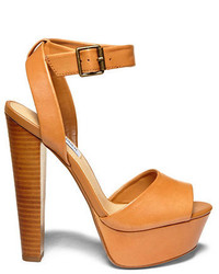 cdd823f34f9 ... Chunky Leather Heeled Sandals Steve Madden Gingeer Steve Madden Gingeer  ...