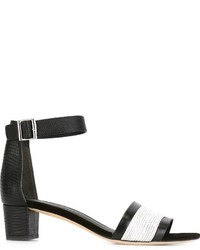 Vince Chunky Low Heel Sandals