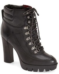 Nine West Abrial Lace Up Bootie