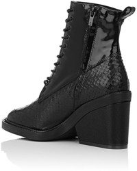 Robert Clergerie Bono Leather Ankle Boots