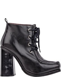 Opening Ceremony Sylvie Booties Black
