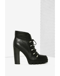 Report Poe Lace Up Ankle Boot