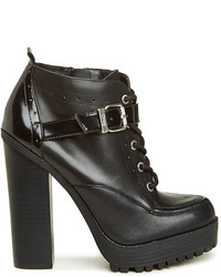 Sam Edelman Circus By Whitley Booties In Black 6 10