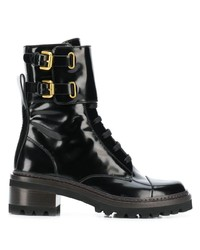 See by Chloe See By Chlo Mallory Biker Boots