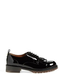sale websites new online Valentino Patent Leather Kiltie Oxfords clearance sneakernews cheap genuine discount really 5FCWoK5XH