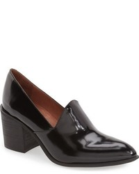 Jeffrey Campbell Dante Pointy Toe Loafer Pump