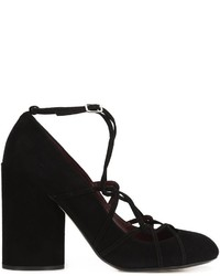 Marc Jacobs Chunky Heel Pumps
