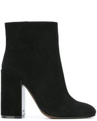 L autre chose chunky heel ankle boots medium 829866