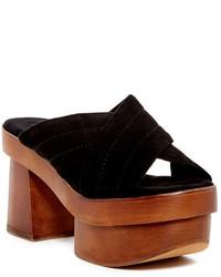 Jeffrey Campbell Napoli Platform Sandal