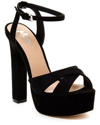 Mixx Shuz Yolanda Strappy Platform Sandal