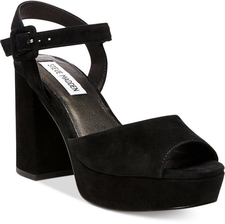 Steve Madden Trixie Two Piece Block