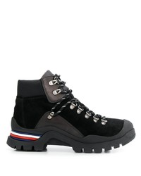 Tommy Hilfiger Leather Lace Up Ankle Boots