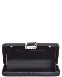 Nordstrom Metallic Box Clutch