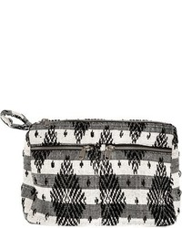 Amuse Society Roadie Clutch Black