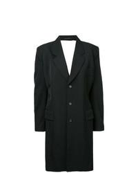 Comme Des Garçons Vintage Backless Tailored Coat