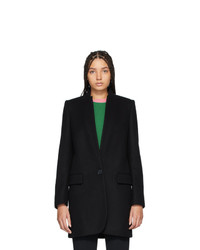 Stella McCartney Black Bryce Coat