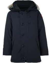 Canada Goose Furred Collar Padded Coat