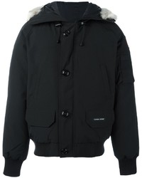 Canada Goose Hooded Short Coat