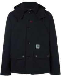 Carhartt Buttoned Hooded Coat