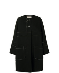 Marni Contrast Stitch Coat