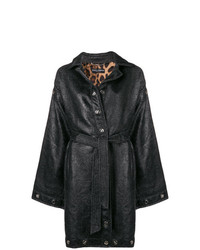 Dolce & Gabbana Vintage Crackle Coat