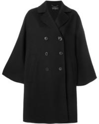Salvatore Ferragamo Double Breasted Coat