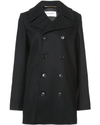 Saint Laurent Double Breasted Coat
