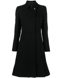 Versace Flared Hem Coat