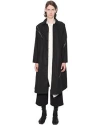 J.W.Anderson Multi Zip Cotton Twill Coat