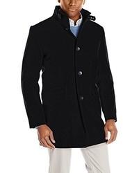Kenneth Cole New York Wool Blend Walker Coat