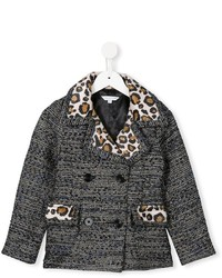 Little Marc Jacobs Jacquard Coat