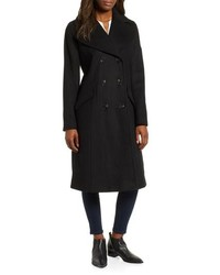 MICHAEL Michael Kors Michl Michl Kors Double Breasted Wool Blend Coat