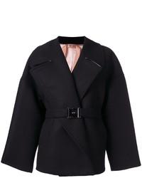 No.21 No21 Oversized Belted Coat