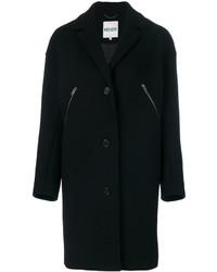 Kenzo Oversize Single Breasted Coat