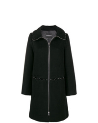Emporio Armani Oversized Beaded Coat