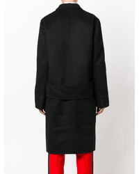 Givenchy Oversized Single Breasted Coat