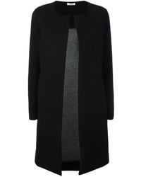 P.A.R.O.S.H. Collarless Slim Fit Coat