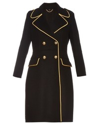 Burberry Prorsum Regital Double Breasted Cashmere Coat