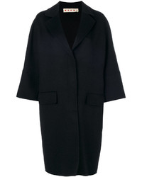 Single breasted cocoon coat medium 4395380
