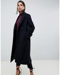 Sisley Tailored Longline Coat