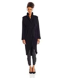 Vincetta Shawl Collar Coat S Camel