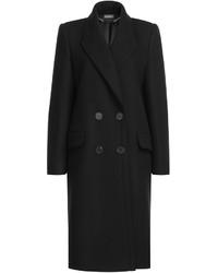 Alexander McQueen Virgin Wool Coat