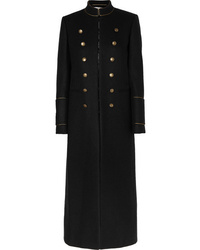 Saint Laurent Wool Felt Coat