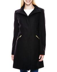 Worthington Worthington Ladylike Wool Blend Coat