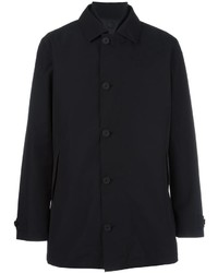 Z Zegna Classic Buttoned Coat