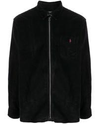 Polo Ralph Lauren Cotton Zip Up Shirt