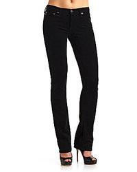Ag adriano goldschmied ballad bootcut corduroy jeans medium 16336