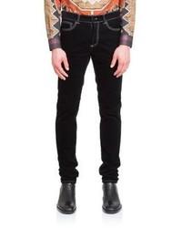 Givenchy Corduroy Straight Leg Jeans