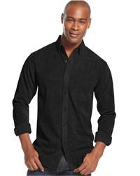 Tasso Elba Tri Blend Corduroy Shirt