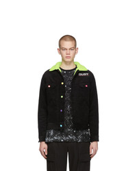 Clot Black Jacket